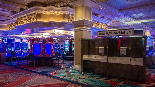 As Casinos Reopen In Las Vegas, Stakes Are High And Union Calls For Transparency