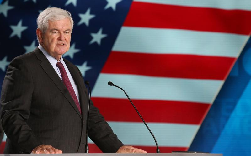 How Newt Gingrich Shaped The Republican Party