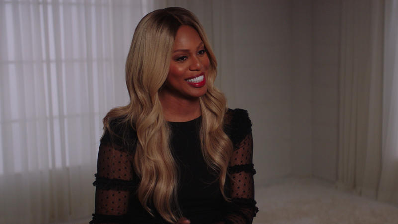 Trans People 'Have Always Been There,' Says 'Disclosure' Producer Laverne Cox