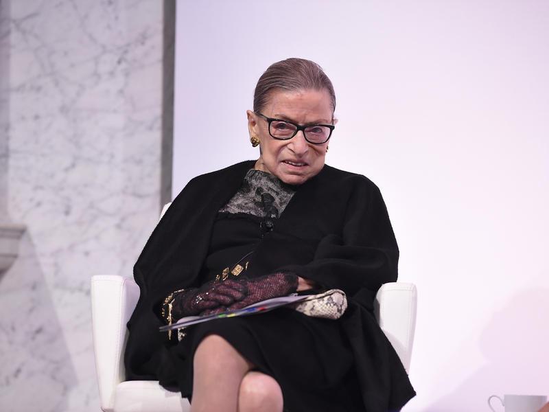 Ruth Bader Ginsburg Hospitalized Again