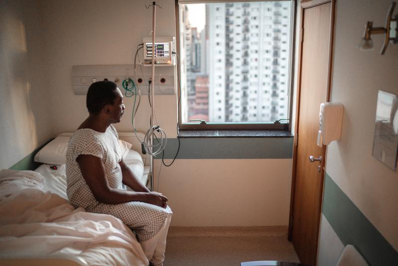 Pandemic Deepens Cancer's Stress And Tough Choices