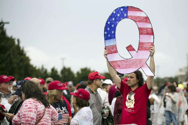 QAnon: A Look Inside The Online Conspiracy