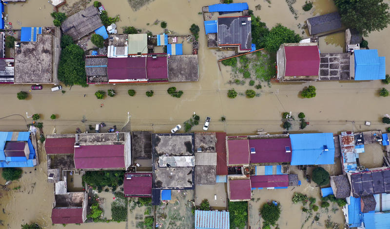 Roads Become Rivers: Nearly 4 Million Chinese Evacuated Or Displaced From Flooding