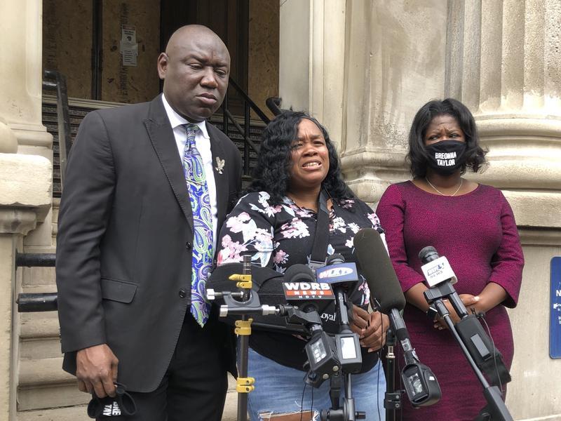 Breonna Taylor's Mother: 'I Won't Go Away. I'll Still Fight'