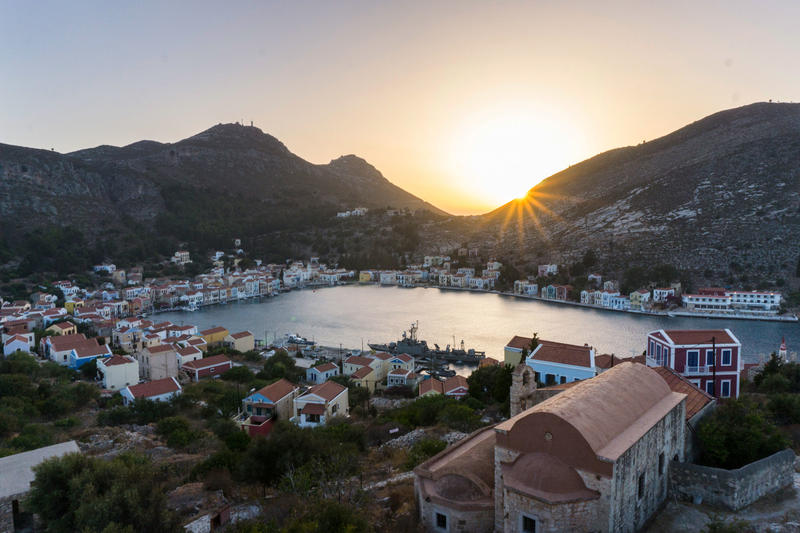 'Not Our World': This Greek Island Wants An End To Greece And Turkey's Feud