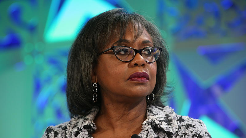 Anita Hill Reflects On Ruth Bader Ginsburg's Gender Equality Legacy
