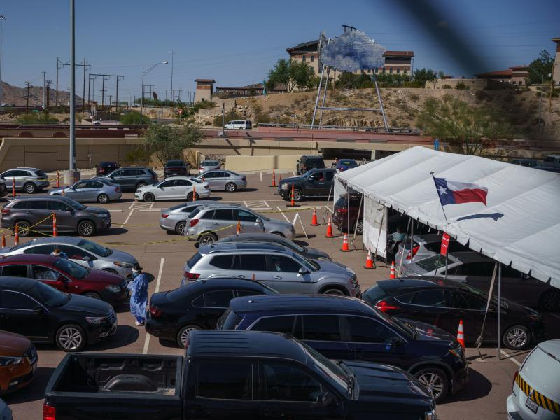 El Paso County Judge Orders Shutdown Of Nonessential Businesses