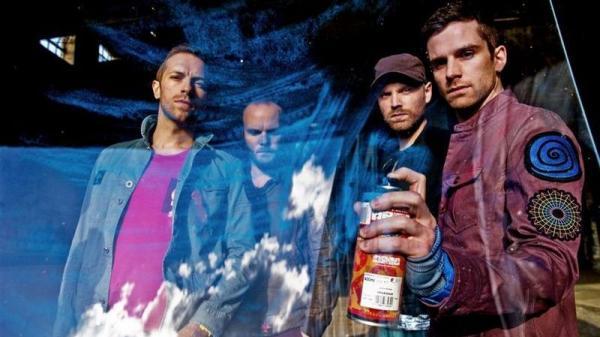 <p>Coldplay.</p>