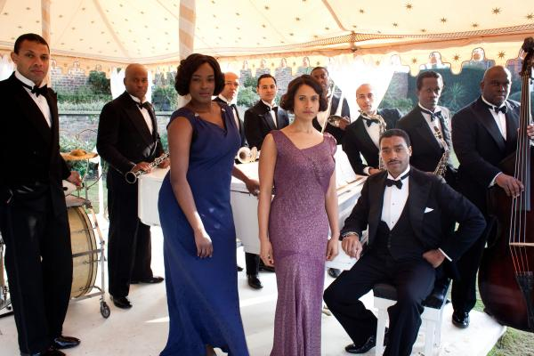 Set in London in the early 1930s, <em>Dancing on the Edge</em> is a five-part miniseries about a black jazz band trying to crack the dance halls and radio playlists. Made for BBC-2, the episodes will air starting Saturday night on the Starz cable network.