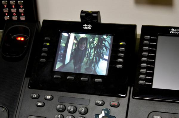 A new controlled entry system in the Coeur d'Alene schools requires visitors to speak to the front office over video before coming in.