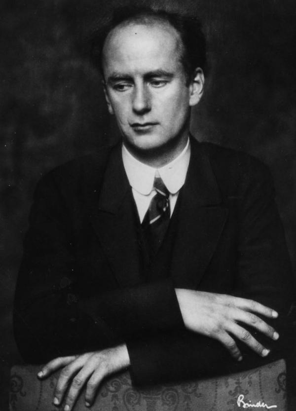 German conductor and composer Wilhelm Furtwaengler.