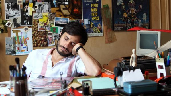 Gael Garcia Bernal stars as an advertising man in Chile under Pinochet in the 2012 film <em>No,</em> which is nominated for Best Foreign Language Film at the upcoming Academy Awards.