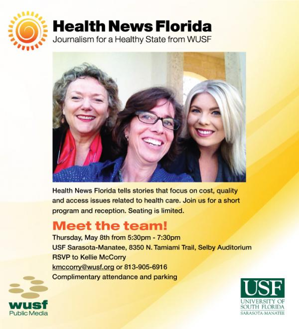Please RSVP to kmccorry@wusf.org