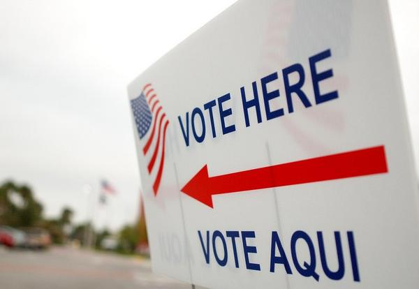Straight ticket voting in Texas reached an all-time high in the 2014 elections, according to a new report.