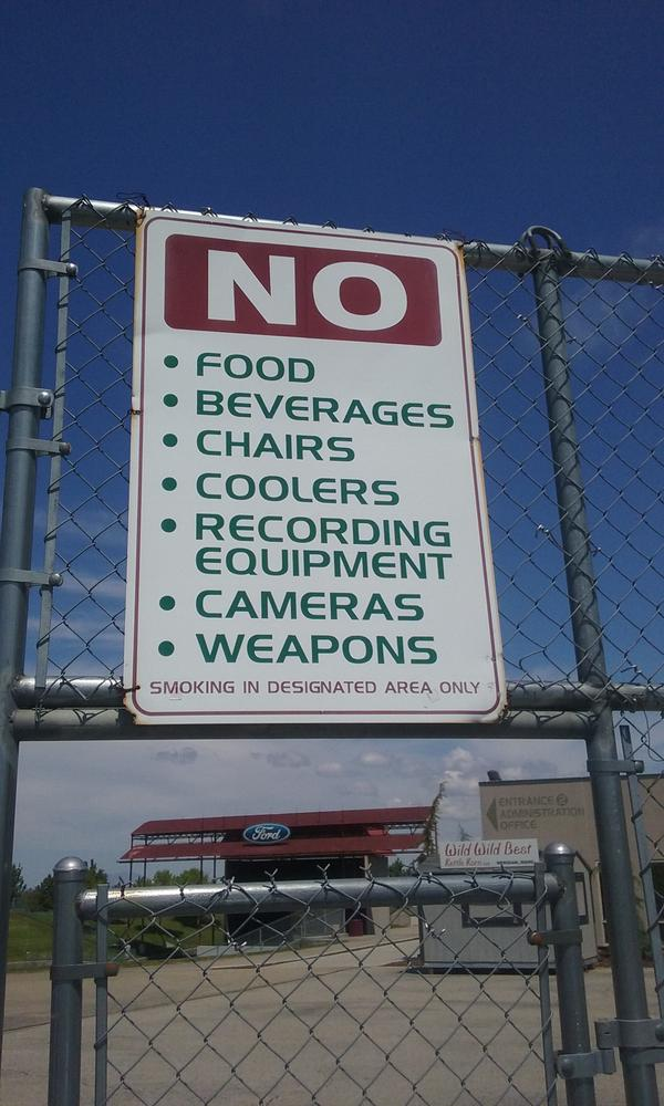 The Idaho Second Amendment Alliance is trying to get signs like this in Nampa taken down.