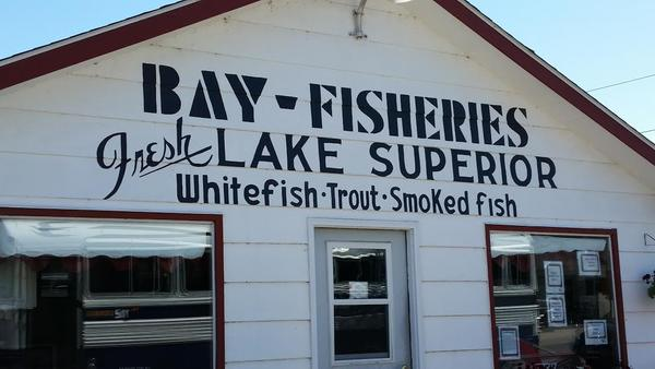 Bay Fisheries in Bayfield, WI