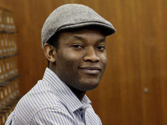 Fiston Mwanza Mujila was born in Lubumbashi, Democratic Republic of Congo.