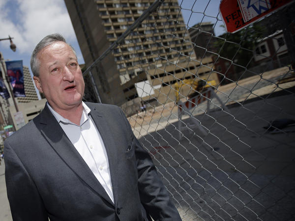 Democratic mayoral candidate Jim Kenney benefited from a super PAC that helped him win in the city's Democratic primary election.