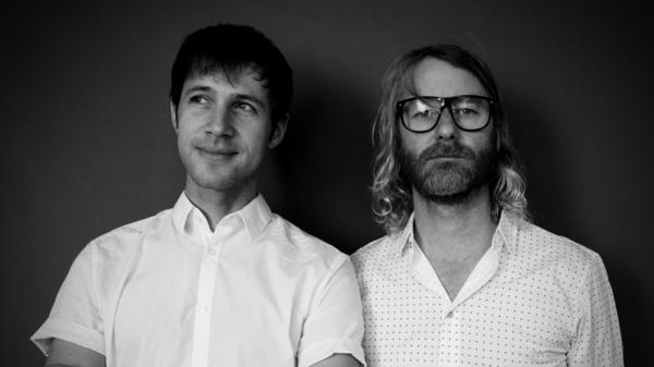 EL VY performs live on KCRW.
