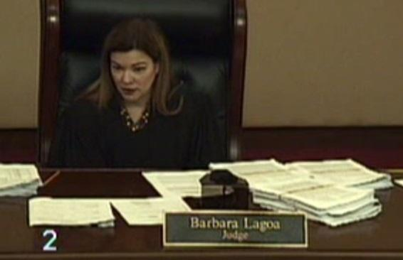 Judge Barbara Lagoa of the Florida Third District Court of Appeal, along with the other two judges, scolded the Miami-Dade Police Department for attempting to forfeit Garrido's money.