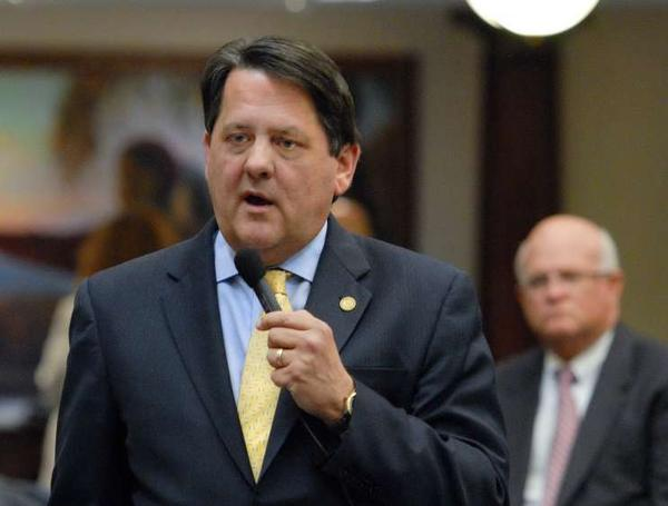 Florida Rep. Charles McBurney, R-Jacksonville, sponsored a bill to expand access to specialized courts.