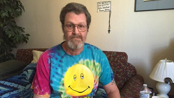 The point-in-time count for the homeless population often misses those who crash on friends' couches or stay in cheap motels due to a lack of shelters. Dale Dean, from Cheyenne, Wyo., is one of them.