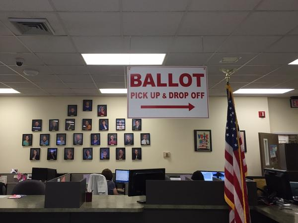 Some 280,000 voters are expected to cast ballots in Polk County, Fla.
