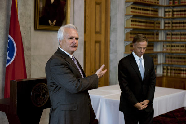 Lt. Gov. Ron Ramsey told Tennessee lawmakers on Wednesday he would not seek another term in office.