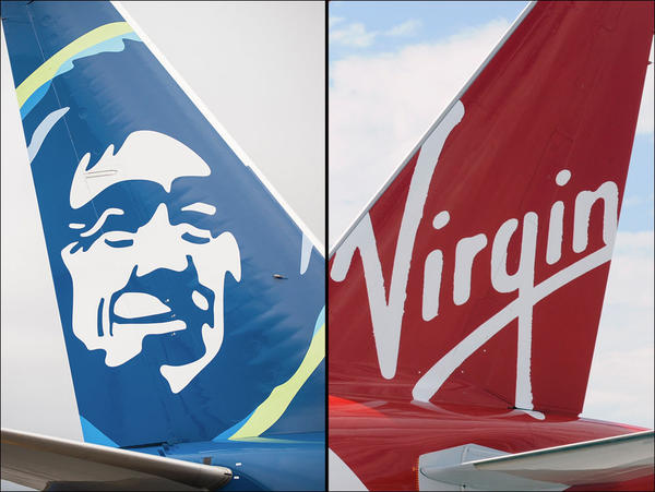 Alaska Airlines annouced a deal to acquire rival carrier Virgin America Monday with a $2.6 billion all-cash offer.