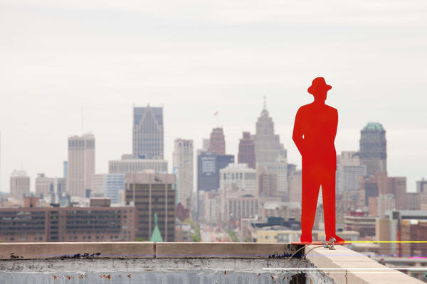 The Man in the City Project