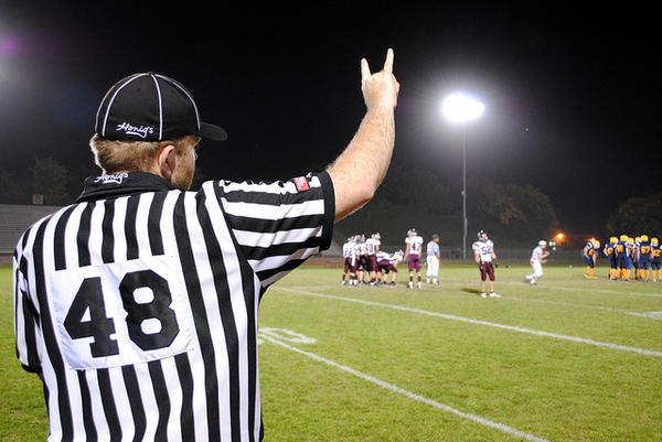 Referees seek protection as reports of assault, and even death, surface across Michigan.