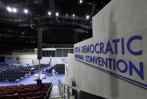 On one side of Philadelphia this weekend, final preparations for the Democratic National Conventions were underway. Across town, a key committee took action to limit the number and power of superdelegates in future elections.