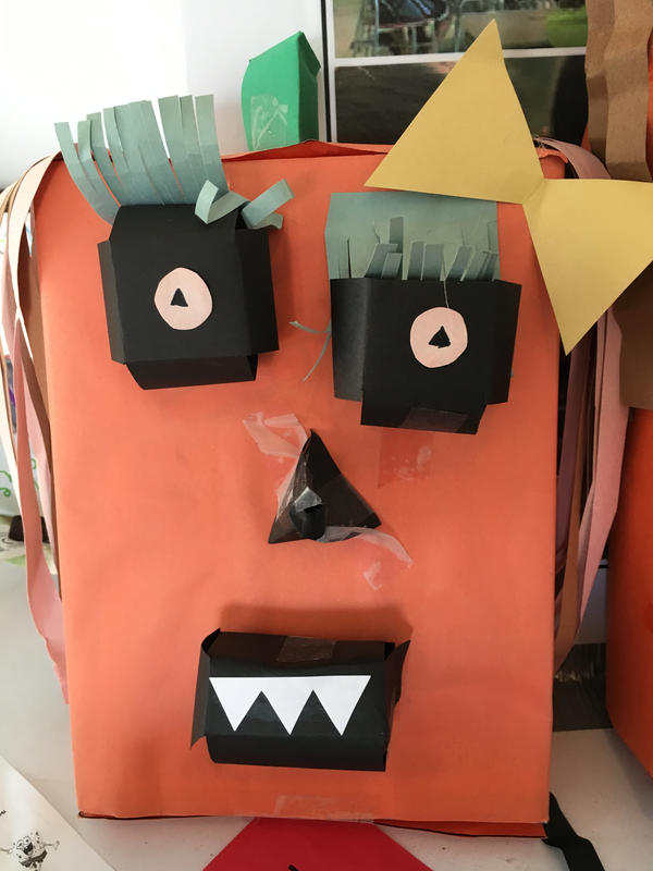 Math-o-lantern teaches students to calculate surface area.