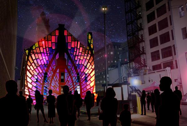 Blink Will Extend Lumenocity Like Light Show Throughout