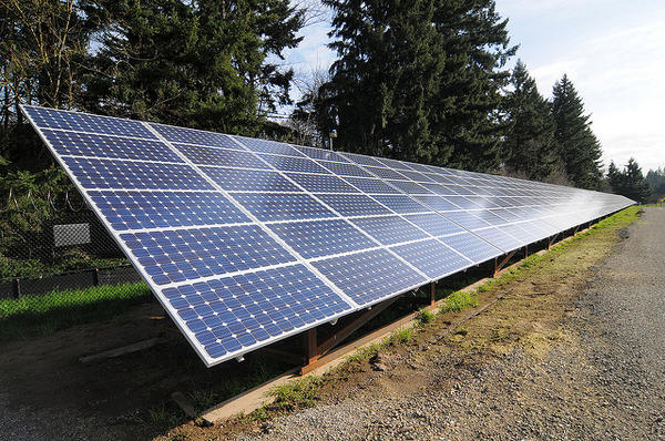 The new legislation would mandate 15% of Michigan's electricity come from renewable sources.