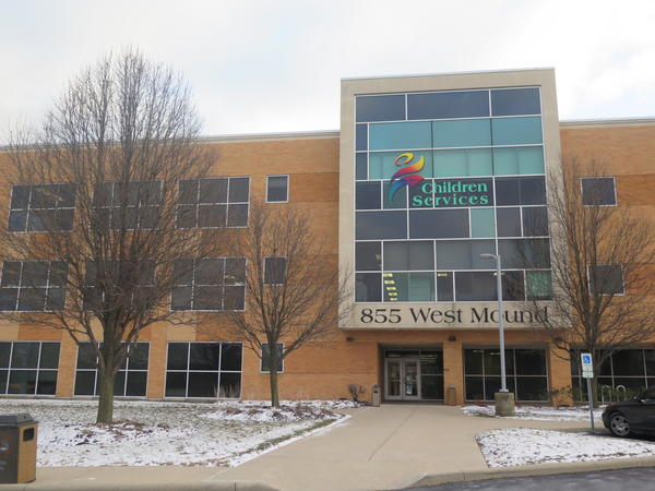 Franklin County Children Services offices in Columbus