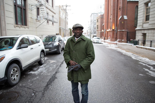 Pious Ali, one of the first African-born Muslims to hold public office in Maine.