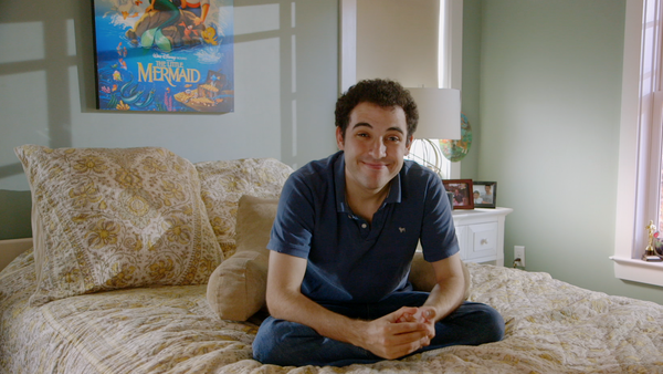 Owen Suskind, whose story is told in the documentary, <em>Life, Animated,</em> was diagnosed with autism when he was 3. Now 23, Suskind still loves the Disney cartoons he watched growing up.