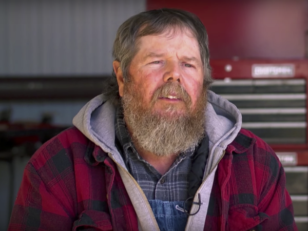 Darvin Bentlage is a fourth-generation farmer from Golden City, Mo. He was uninsured before the ACA and featured in a video from the Department of Health and Human Services supporting the law.