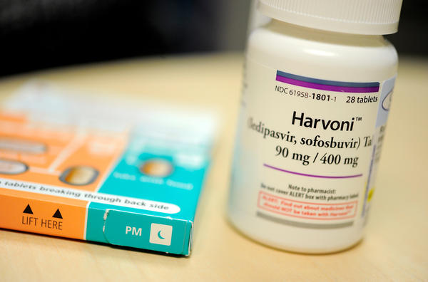 In two recent clinical trials of Harvoni and Sovaldi in the treatment of young people between the ages of 12 and 17, the drugs eliminated all traces of the hepatitis C virus in 97 to 100 percent of patients, generally in 12 weeks.