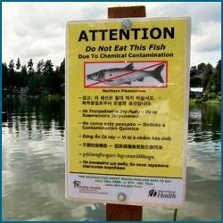 Fish Advisory / EPA