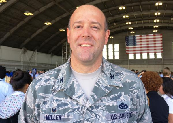 Col. Pat Miller is a licensed civil engineer with a masters' degree and the support group commander for MacDill's 6th Air Mobility Wing.
