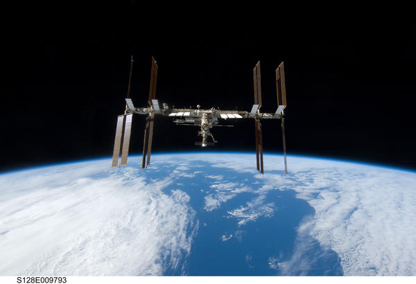 A Michigan-based program called Orion's Quest is helping turn school kids into research scientists with the International Space Station.