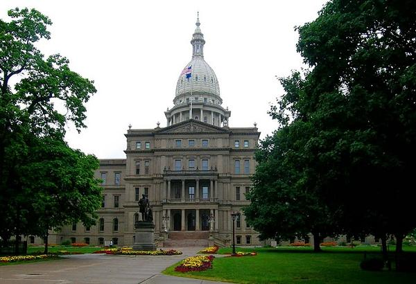 """A lively debate in Lansing ended with the """"Good Jobs"""" bill passing with bipartisan support."""