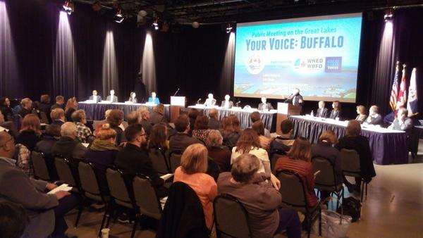 IJC meeting in Buffalo Tuesday, March 28.