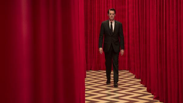 Kyle MacLachlan plays FBI Agent Dale Cooper in Showtime's <em>Twin Peaks: The Return</em>.