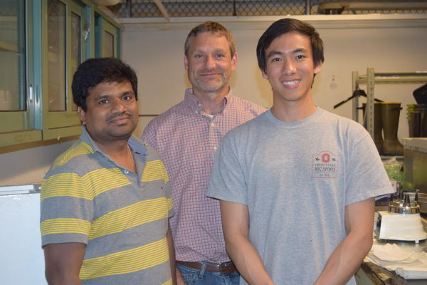The group of Ohio State University scientists is helping Ohio create fish consumption advisories based on microcystin