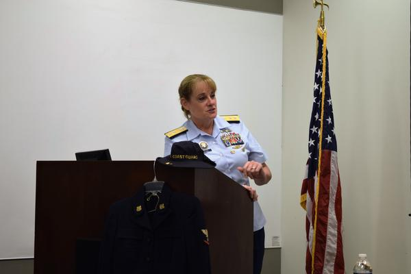 Rear Admiral June Ryan