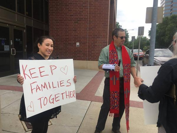 A federal appeals court in Helena has blocked the deportation of a Mexican man who recently settled a lawsuit over claims that he was sexually assaulted in an Immigration and Customs Enforcement Facility in Jefferson County.
