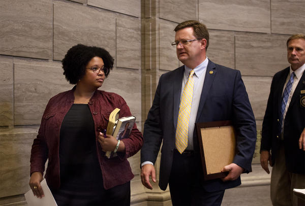 Sen. Maria Chappelle-Nadal,  a Democrat from the St. Louis area, has been in the Missouri Senate since 2010.